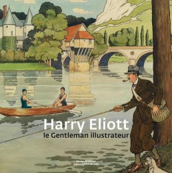 Catalogue d'exposition Harry Eliott, le gentleman illustrateur
