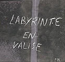 Jeu de cartes le labyrinthe en valise, exposition Erre