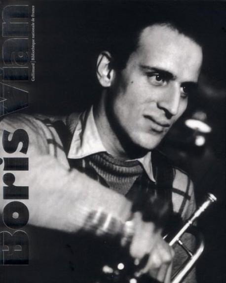 Catalogue d'exposition Boris Vian