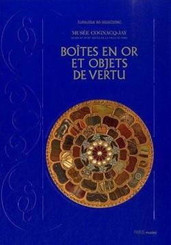 Catalogue d'exposition Boites en or et objets de vertu