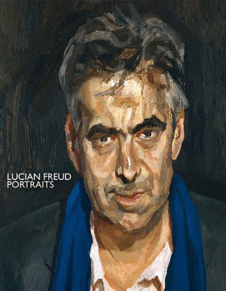 Catalogue d'exposition Lucian Freud, portraits à la National Portrait Gallery de Londres