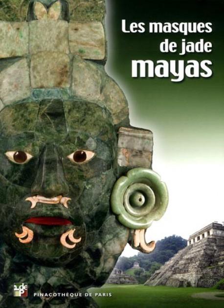 Album d'exposition Les masques de Jade Mayas