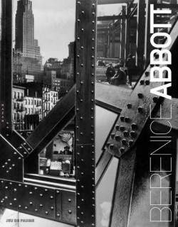 Catalogue d'exposition Berenice Abbott, photographies
