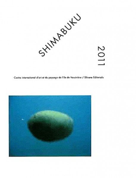 Catalogue d'exposition Shimabuku