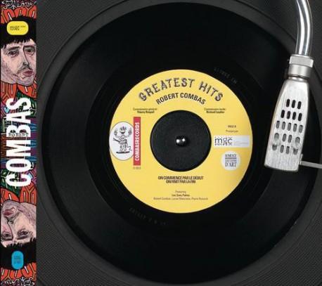 Catalogue d'exposition Robert Combas, Greatest Hits.  Catalogue d'exposition Robert Combas, Greatest Hits