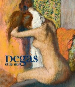 Catalogue d'exposition Degas et le nu, au musée d'Orsay