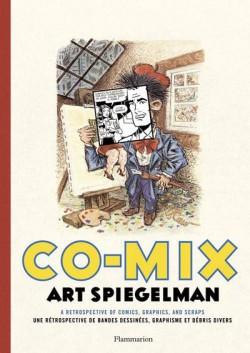 Art Spiegelman, Co-mix une rétrospective de bandes dessinées, graphisme et débris divers