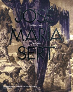 Jose Maria Sert (1874-1945) - Catalogue d'exposition