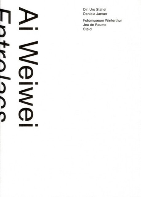 Ai Weiwei - Entrelacs, Catalogue d'exposition