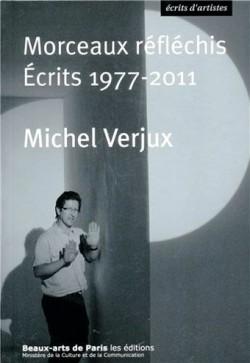 Ecrits de Michel Verjux