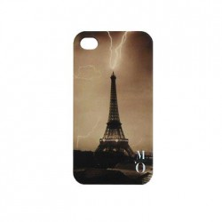 Arty IPhone 4 case - Eiffel Tower