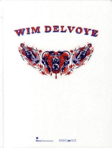 Catalogue d'exposition Wim Delvoye