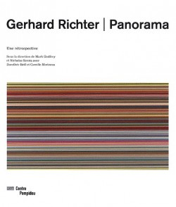 Gerhard Richter, panorama - catalogue de l'exposition Centre Pompidou