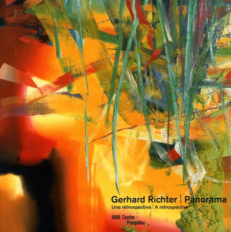 Album de l'exposition Gerhard Richter, Panorama (Edition Bilingue Francais / Anglais)