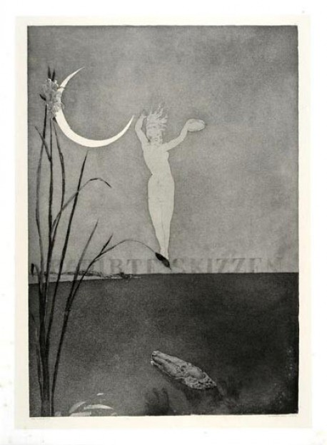 Max Klinger, les suites gravées - Catalogue d'exposition Mamc Strasbourg