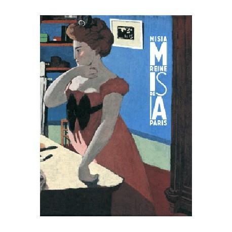 Misia, reine de Paris -  Catalogue d'exposition du musée d'Orsay