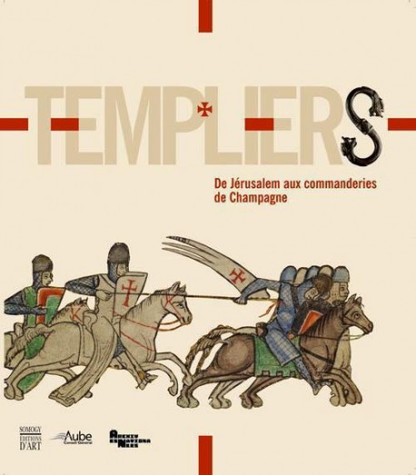 Templiers - Catalogue d'exposition