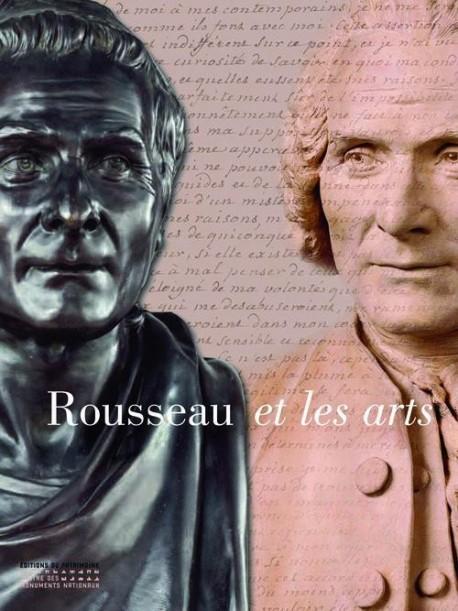 Rousseau et les arts - Catalogue d'exposition du Pantheon