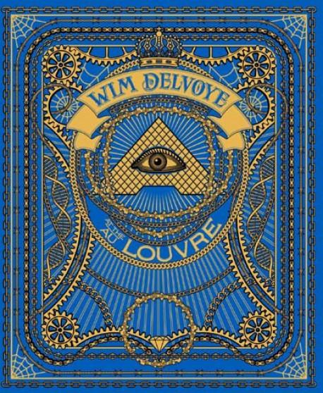 Wim Delvoye au Louvre - Catalogue d'exposition (Edition Bilingue Francais/Anglais)
