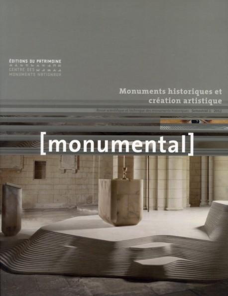 Monumental, création artistique et monuments historiques