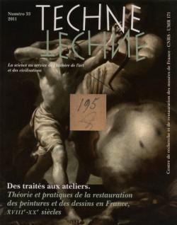 Techné n°33 - Des traités aux ateliers