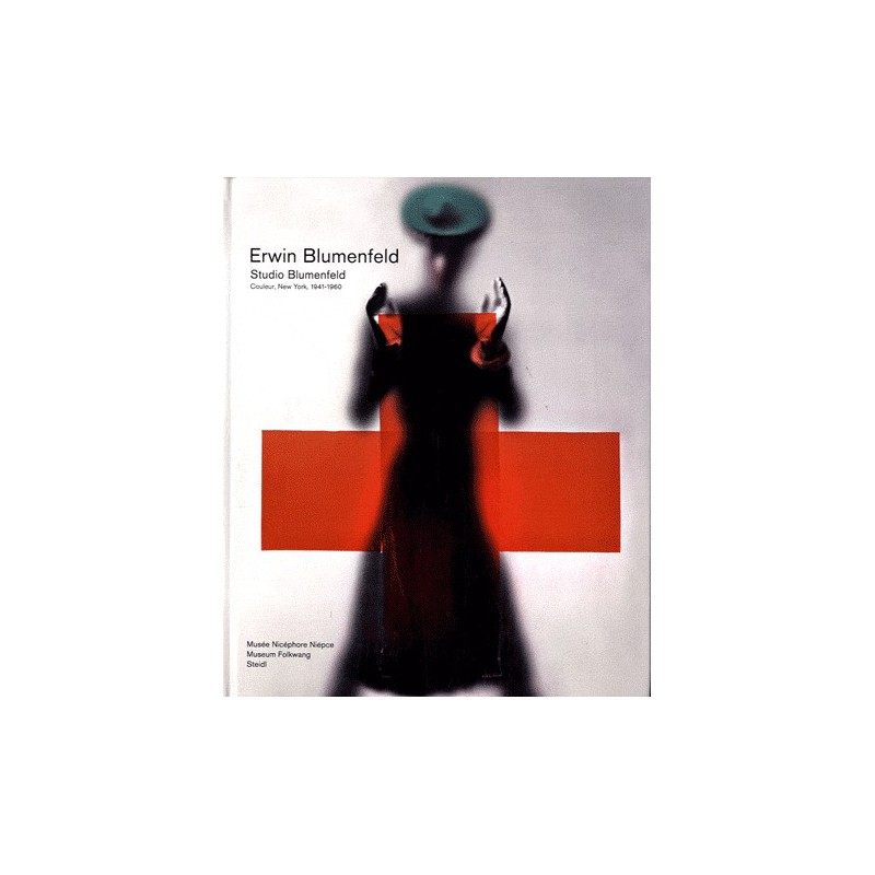 Erwin blumenfeld studio new york 1941 1960 catalogue d 39 exposition d - Achat studio new york ...