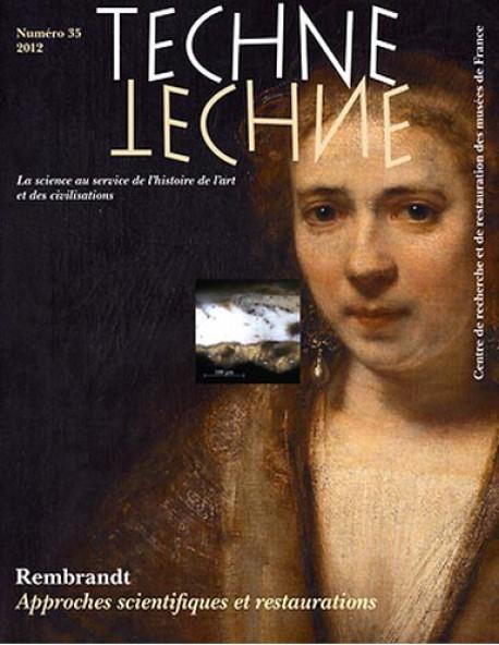 Techne n°35 - Rembrandt