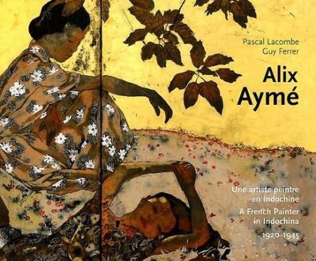 Catalogue d 39 exposition alix aym une artiste peintre en for Artiste peintre anglais