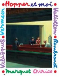 Livre d'art enfants, Hopper et moi