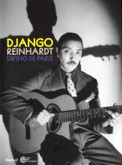 Catalogue d'exposition Django Reinhardt, le swing de Paris