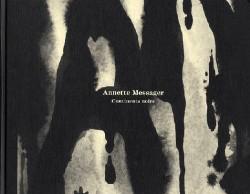 Catalogue d'exposition Continents noirs, Annette Messager - Musée d'Art moderne de Strasbourg