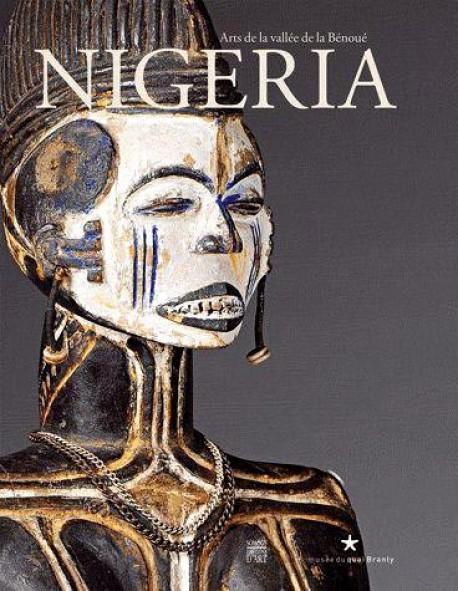 Catalogue d'exposition Nigeria,  Musée du Quai Branly
