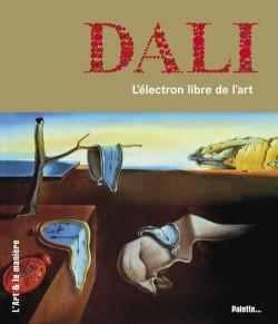 Livre d'art enfant - Dalí, l'électron libre de l'art