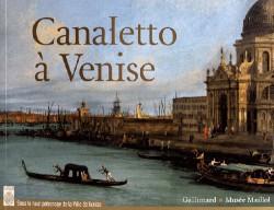 Catalogue d'exposition Canaletto à Venise - Musée Maillol