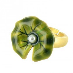 Water Lilies Ring - Orangerie Museum Gift Store, Paris