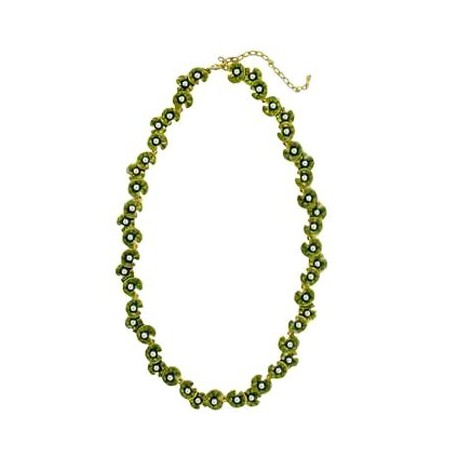 Water Lilies Necklace - French Museums Gift Shop