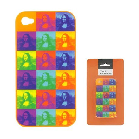 Mona Pop IPhone case - French Museums Gift Shop