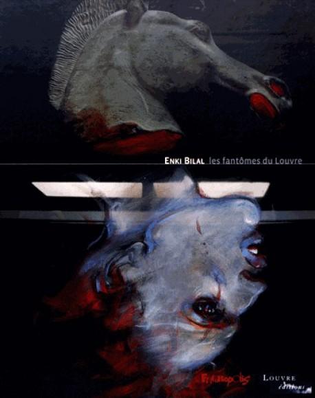 Edition Luxe Enki Bilal - Les fantômes du Louvre (Edition limitée)