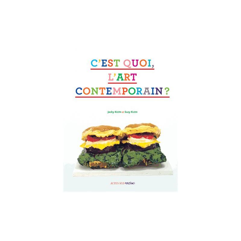 Art contemporain moma new york for Art contemporain livre