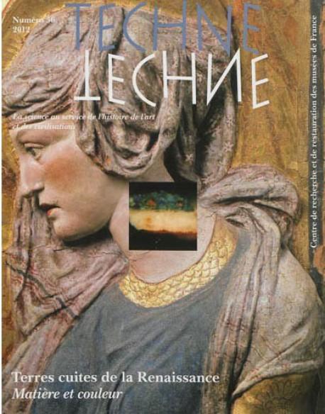 Techné n°36 - Terres cuites de la Renaissance