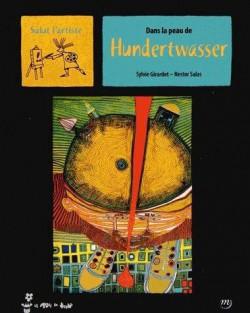 Livre d'art enfant - Dans la peau de Hundertwasser