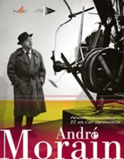 Catalogue d'exposition André Morain, 1961-2012, 50 ans d'art contemporain