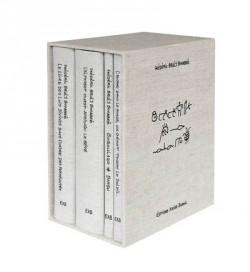 Frédéric Bruly Bouabre - Coffret 4 tomes