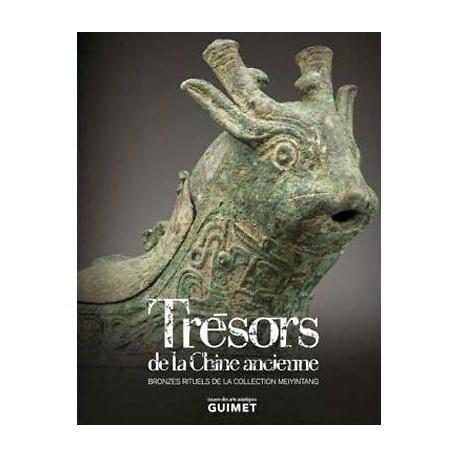 Catalogue d'exposition Trésors de la Chine ancienne - Musée Guimet des Arts asiatiques