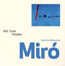 Monographie Miró - Centre Pompidou