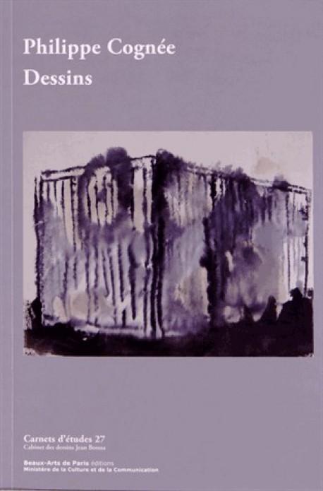 Catalogue d'exposition Philippe Cognée, dessins - Beaux-arts de Paris