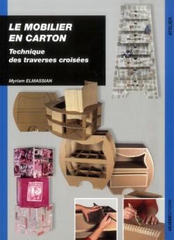 Techniques du mobilier en carton