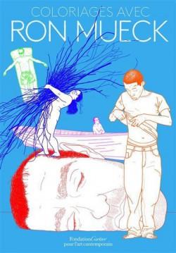 Art pour enfant Coloriages avec Ron Mueck -  Fondation Cartier