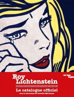 Roy Lichtenstein - Centre Pompidou, Paris