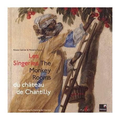 Les Singeries du château de Chantilly